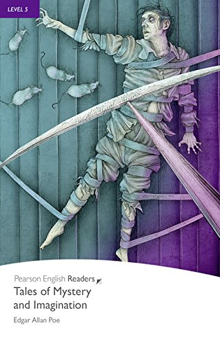 9781408276624: Tales of Mystery and Imagination, Level 5, Pearson English Reader Book with Audio CD (2nd Edition) (Pearson English Readers, Level 5)
