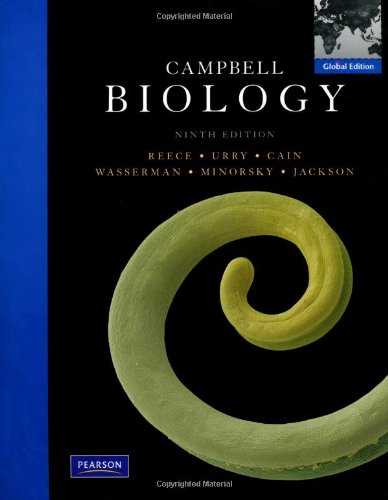9781408277379: Campbell Biology Plus Mastering Biology Student Access Kit: Global Edition