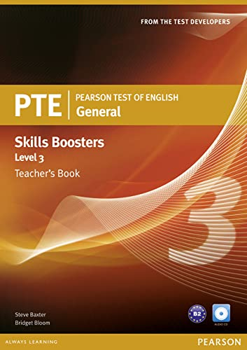 Pearson Test of English General Skills Booster: Steve Baxter