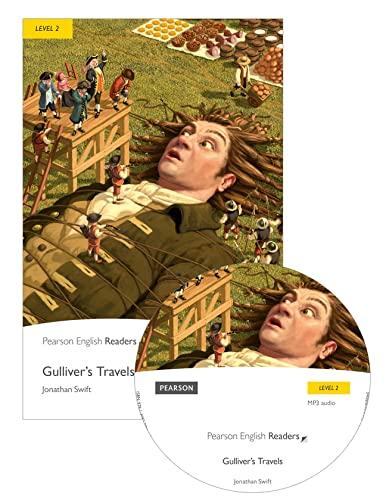 9781408278031: L2: Gulliver's Travels Bk & MP3 Pk (Pearson English Readers, Level 2)