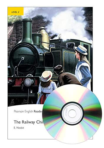 9781408278147: Level 2: The Railway Children Book and MP3 Pack (Pearson English Graded Readers)