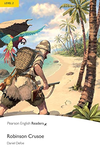 9781408278154: Level 2: Robinson Crusoe Book and MP3 Pack (Pearson English Graded Readers)