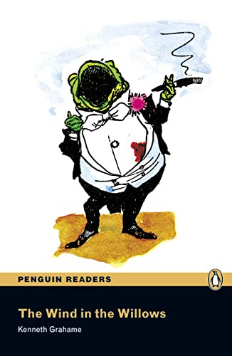 9781408278192: PLPR2:Wind in the Willows Book & MP3 Pack (Penguin Readers (Graded Readers))