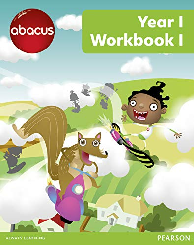 9781408278239: Abacus Y1 Workbook 1
