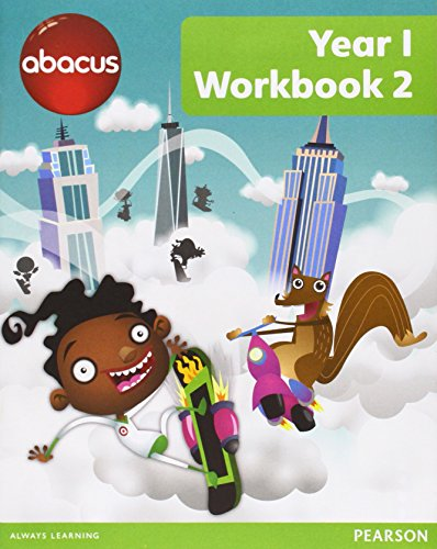 9781408278420: Abacus Year 1 Workbook 2 (Abacus 2013)