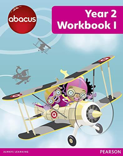 9781408278444: Abacus Year 2 Workbook 1 (Abacus 2013)