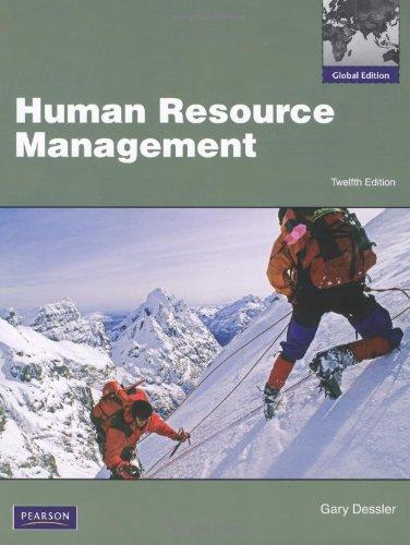 9781408279083: Human Resource Management with MyManagementLab