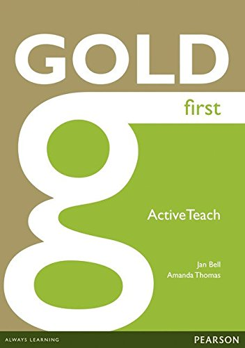 Gold First Active Teach (1408279347) by Bell, Jan; Thomas, Amanda