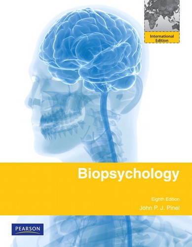 9781408280553: Biopsychology:International Edition Plus MyPsychLab Student Access Code Card, 8/E