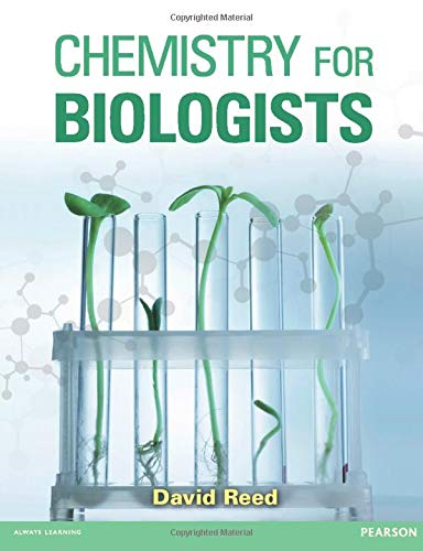 9781408280829: Chemistry for Biologists