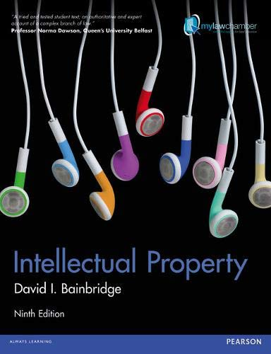 9781408283233: Intellectual Property