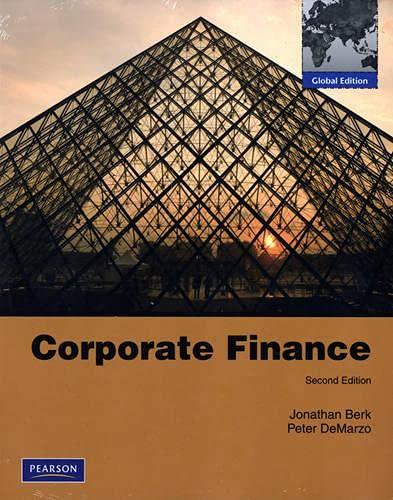 9781408283332: Corporate Finance with Myfinancelab