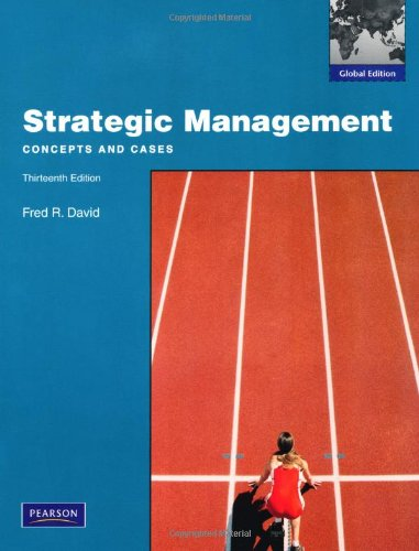 9781408283356: Strategic Management with MyManagementLab: Global Edition