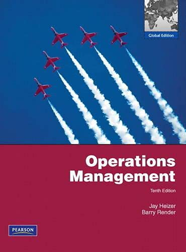 9781408283387: Operations Management with MyOMLab:Global Edition