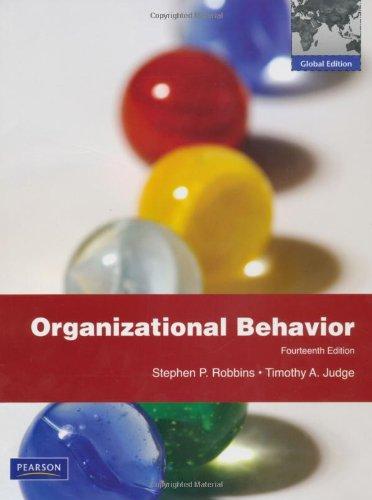9781408283486: Organizational Behavior with MyManagementLab: Global Edition