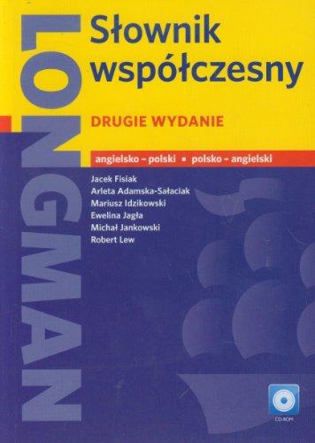 9781408284414: Slownik Wspolczesny angielsko-polski / polsko-angielski (Longman English-Polish / Polish-English Dictionary)