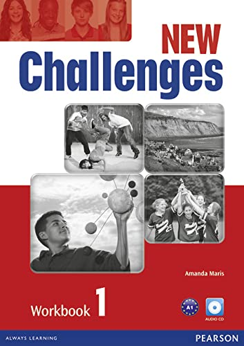 New Challenges 1 Workbook & Audio CD: Ms Amanda Maris