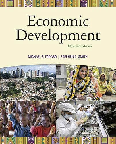 9781408284476: Economic Development (11th Edition)
