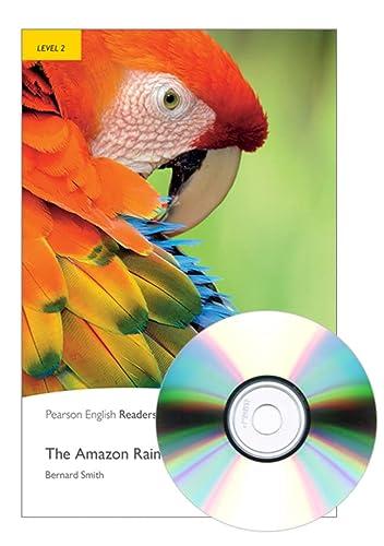 9781408284896: The Amazon Rainforest (Penguin Readers (Graded Readers))