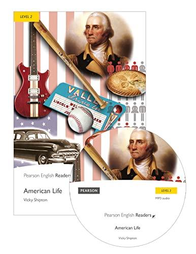 American Life Book (w/Audio), Level 2, Pearson: SHIPTON