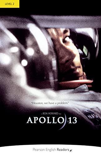 9781408284919: Apollo 13, Level 2, Pearson English Reader Book with Audio CD (Pearson English Readers, Level 2)