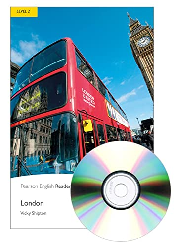 Level 2: London Book and MP3 Pack: Vicky Shipton, Paul