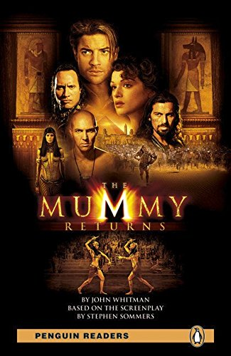 Mummy Returns Book and MP3 Pack: Level 2 (Penguin Readers (Graded Readers)) (1408285142) by Whitman, John