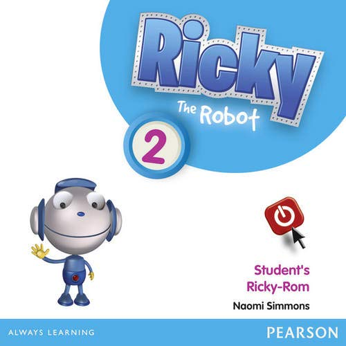 9781408285541: Ricky The Robot 2 CDROM
