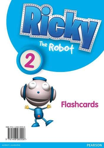 9781408285558: Ricky The Robot 2 Flashcards