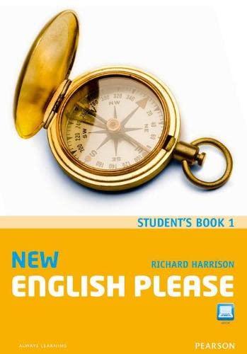 New English Please Pack 1: Harrison, Richard