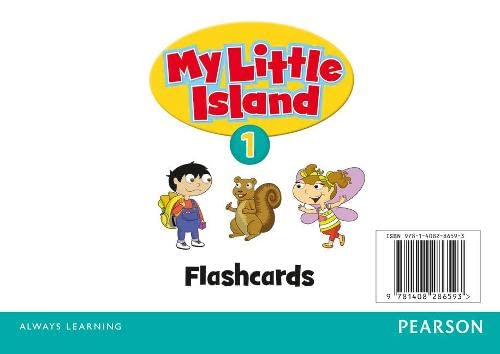 9781408286593: My Little Island Level 1 Flashcards