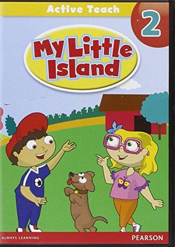 9781408286654: My Little Island Level 2 Active Teach: 2