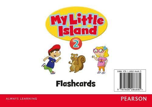 9781408286685: My Little Island Level 2 Flashcards