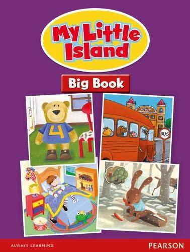 9781408286753: My Little Island Level 3 Big Book