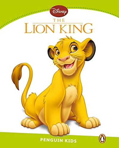 9781408286975: Level 4: The Lion King (Pearson English Kids Readers)