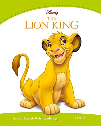 9781408286975: Level 4: Disney The Lion King (Pearson English Kids Readers)