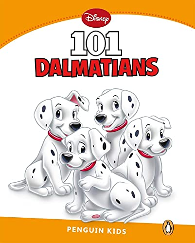 9781408287316: Penguin Kids 3 101 Dalmatians Reader
