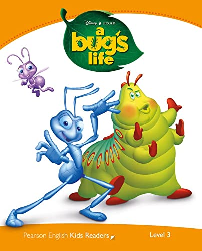 9781408287330: Level 3: A Bug's Life (Pearson English Kids Readers)