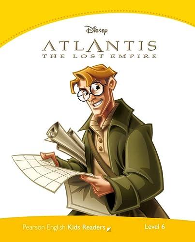 9781408288184: Level 6: Atlantis: Lost Empire (Pearson English Kids Readers)