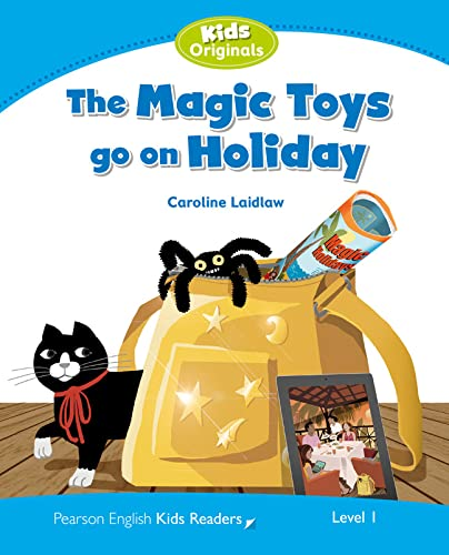 9781408288245: Level 1: Magic Toys on Holiday (Pearson English Kids Readers)
