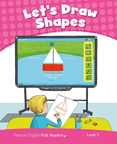 9781408288269: Level 2: Let's Draw Shapes CLIL (Pearson English Kids Readers)