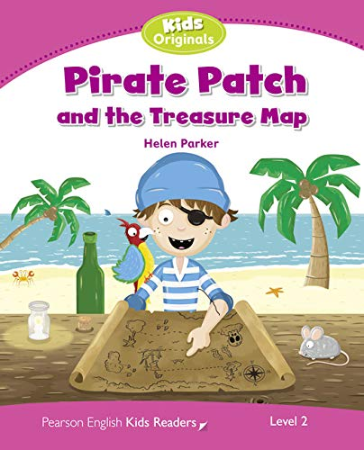9781408288290: Level 2: Pirate Patch (Pearson English Kids Readers)