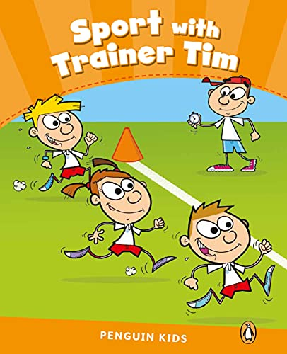 9781408288313: Level 3: Sport with Trainer Tim CLIL