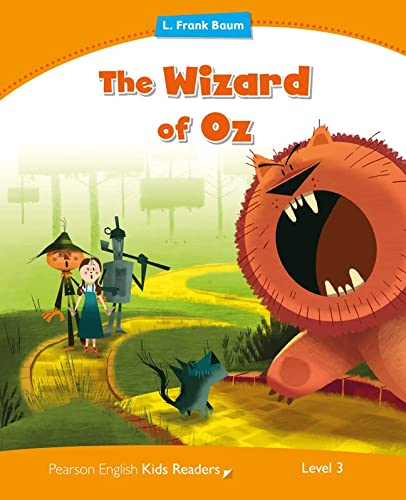 9781408288344: Level 3: Wizard of Oz (Pearson English Kids Readers)