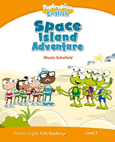 9781408288351: Level 3: Poptropica English Space Island Adventure