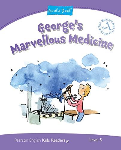 9781408288368: Level 5: George's Marvellous Medicine (Pearson English Kids Readers)