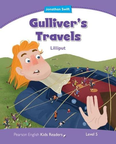 9781408288450: Penguin Kids 5 Gulliver's Travels Reader (Penguin Kids (Graded Readers))