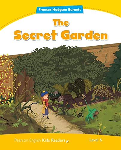 9781408288504: Penguin Kids 6 Secret Garden Reader