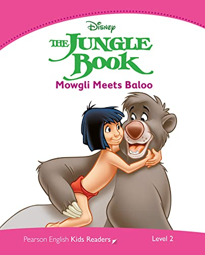 9781408288566: Level 2: Disney The Jungle Book (Pearson English Kids Readers)
