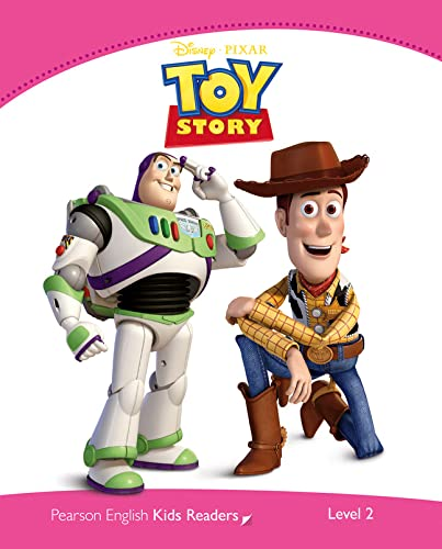 9781408288597: Level 2: Toy Story 1 (Pearson English Kids Readers)